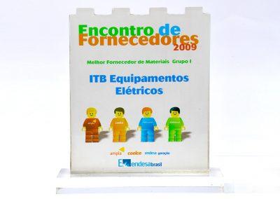 Melhor Fornecedor de Materiais (2009)
