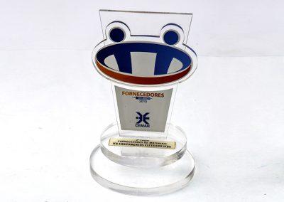 3º Lugar - Programa de Excelência em Gestão Fornecedores Cemar (2010)