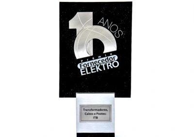 Prêmio Fornecedor Elektro (2014)