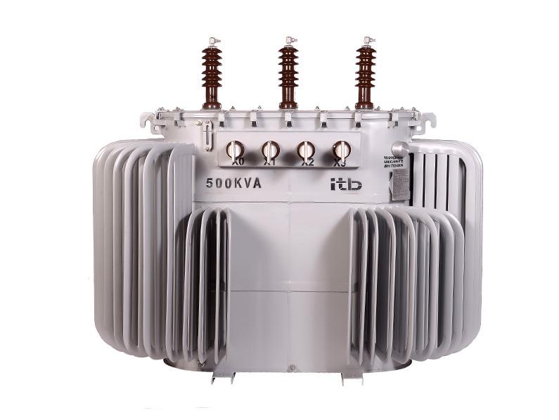 Three-phase distribution transformers