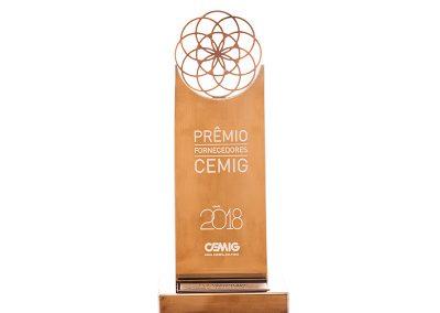 CEMIG - Prêmio Fornecedores