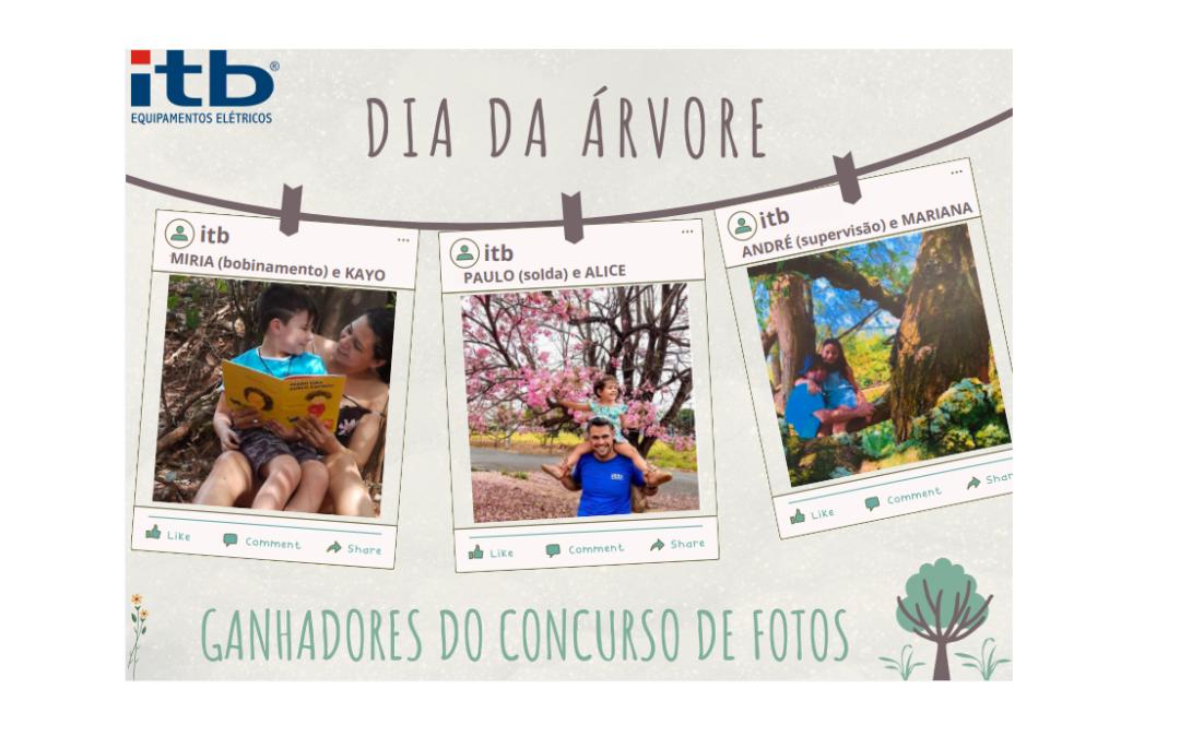 Dia da Árvore é comemorado com distribuição de sementes e concurso de fotos