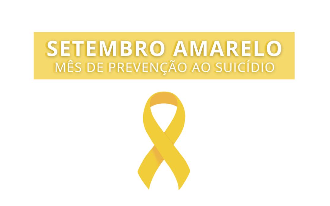 Campanha de conscientização sobre o suicídio