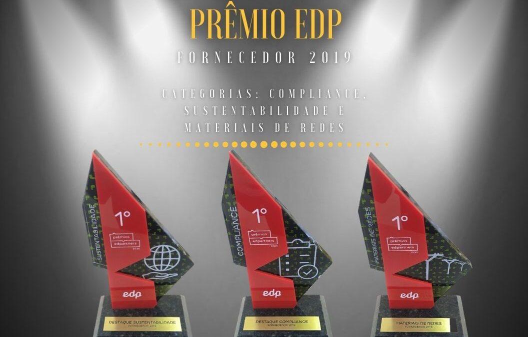 Reconhecimento: Prêmios EDP